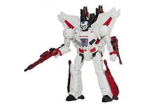 Transformers Generations Leader Class Jetfire Figure(Discontinued by manufacturer)