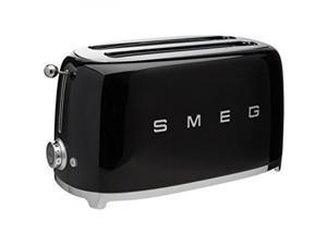 Smeg 4-Slice Toaster-Black