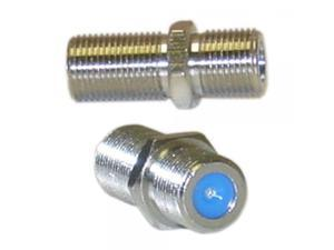 Cable Wholesale 2.4GHz F81 Female / Female F-Pin (Coax) Coupler