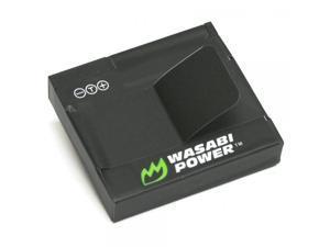 Wasabi Power Battery for YI Action Camera (International Edition) from Xiaomi, Xiaoyi