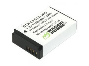 Wasabi Power Battery for Canon LP-E12