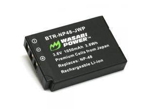 Wasabi Power Battery for Fujifilm NP-48 and Fuji XQ1