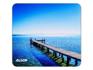 Allsop?Nature's Smart Mouse Pad 60 % Recycled Content, Pier (30868)
