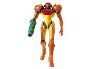 World of Nintendo 4 Samus [Metroid] Figure with Mystery Accessory