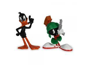 The Looney Tunes Show Daffy Duck & Marvin the Martian Figures