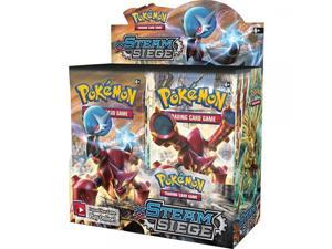 Pokemon XY Steam Siege Booster Box New Sealed TCG Card Game - 36 packs