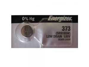 Energizer Silver Oxide Watch Battery For Energizer 373 Button Cell