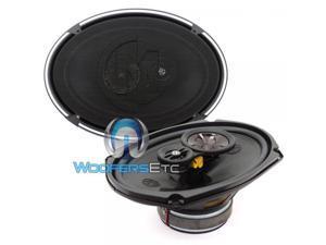 Memphis PRX6903 6 x 9 60W RMS 3-Way Coaxial Speakers