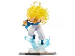 Bandai Tamashii Nations S.H. Figuarts Zero Super Saiyan Gotenks Action Figure