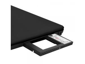 SilverStone Technology Lap Top Optical Drive Tray to One 2.5 Drive & USB Enclosure 512 MB Cache RL-TS14B