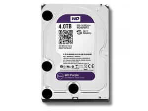 WD Purple 4TB Surveillance Hard Disk Drive - 5400 RPM Class SATA 6 Gb/s 64MB Cache 3.5 Inch - WD40PURX [Old Version]