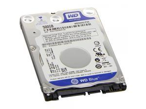 Western Digital 500GB 2.5 Playstation 3/Playstation 4 Hard Drive (PS3 Fat, PS3 Slim, PS3 Super Slim, PS4)