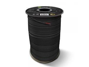 12 AWG CL3 OFC Outdoor Speaker Wire, GearIT Pro Series 12 Gauge (250 Feet / 76.2 Meters / Black) Oxygen Free Copper UL CL3 Rated for Outdoor Direct Burial and In-Wall Installation Speaker Cable