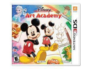 Disney Art Academy - Nintendo 3DS Standard Edition