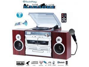 turntable, cd player, cassette - Newegg com