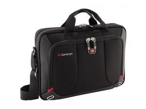 "SwissGear Luggage Laptop Slimcase Platform-Notebook Carrying Case-16"" (28372701), Black, One Size"
