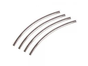 SET/4 SILVER BIWIRE JUMPERS