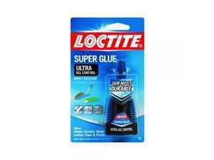 Loctite 1363589 Super Glue Ultra Gel Control Adhesive, 4g Bottle