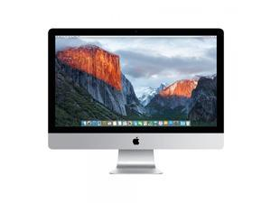 Apple iMac MK472LL/A 27'Retina 5K Desktop 3.2 GHz Intel Core i5 8GB DDR3 1TB