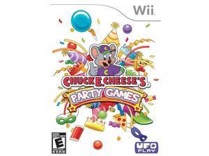 Chuck E Cheese's Party Games - Nintendo Wii