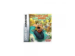 Cartoon Network Camp Lazlo: Leaky Lake Games - Game Boy Advance