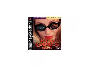 Vegas Games 2000 PS