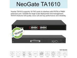 Yeastar TA1610 Supports 16 Fxo Ports