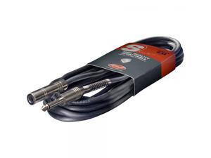 Stagg 20ft. Deluxe Audio Cable - Phone Plug / Phone Jack