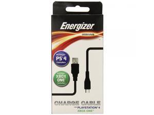 PDP ENERGIZER 6 UNIVERSAL POWER AND PLAY CABLE FOR XBOX ONE AND PS4