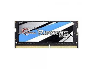 8GB G.Skill 2400MHz DDR4 SO-DIMM Laptop Memory Module (CL16) 1.20V PC4-19200 Ripjaws DDR4 Series