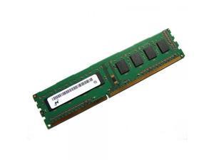 MICRON MT16JTF51264AZ-1G6M1 4GB DESKTOP DIMM DDR3 PC12800(1600) UNBUF 1.5v 2RX8 240P 512MX64 256mX8