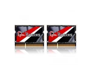 G.SKILL Ripjaws Series 16GB (2 x 8G) 204-Pin DDR3 SO-DIMM DDR3L 1600 (PC3L 12800) Laptop Memory F3-1600C11D-16GRSL