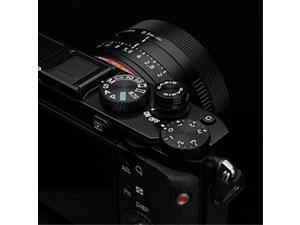 Gariz Metal XA-SBA1S Camera Screw Type Soft Button for Sony RX1, Black