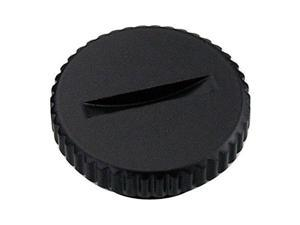 Koolance SCR-CP003PG-BK Fitting Socket Plug,Black, G 1/4 BSPP