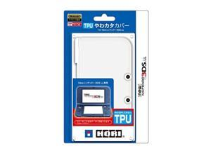 tpu duraflexi cover for new nintendo 3ds ll japan import