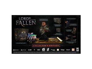 lords of the fallen collector's edition  playstation 4