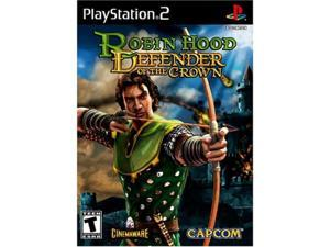 Playstation 2 Robin Hood: Defender of the Crown PS2