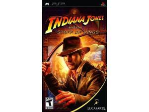 indiana jones and the staff of kings  sony psp