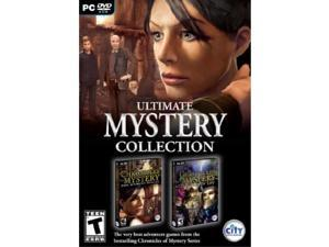 ultimate mystery collection  pc
