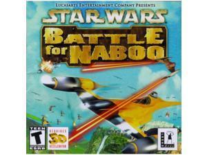 battle for naboo jewel case  pc