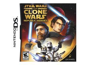 star wars the clone wars: republic heroes  nintendo ds