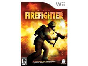 real heroes: firefighter  nintendo wii