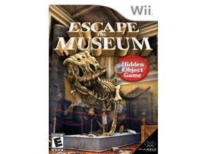 escape the museum  nintendo wii