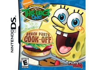 spongebob: the big one  beach party cookoff