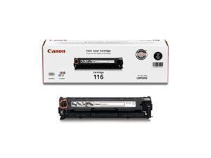 canon original 116 toner cartridge  black