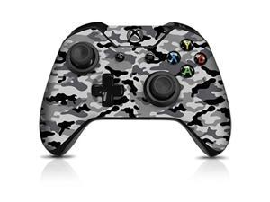 controller gear controller skin  urban camo  officially licensed by xbox one