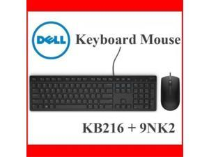 dell wired keyboard  kb216p