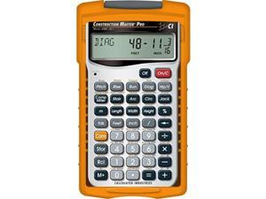 calculated industries 4065 construction master pro advanced construction math feetinchfraction calculator for contractors, estimators, builders, framers, remodelers, renovators and carpenters