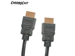 ChromaCast High-Speed HDMI Cable (5 Feet) - Supports Ethernet, 3D, and Audio Return [Newest Standard]