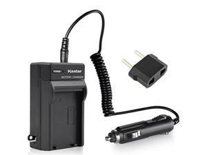 NEW Battery Charger for Sony CyberShot DSC-W55 7.2 M.P. Mega Pixels DSC-W70 DSC-W90 NP-BG1 + car plug
